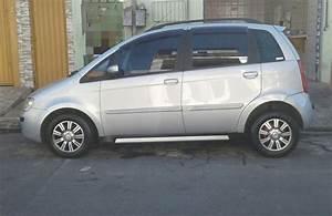 Fiat Idea Hlx 1 8  Flex  2006  2007 - Sal U00e3o Do Carro