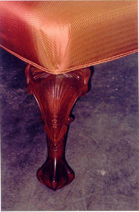 claw chair leg