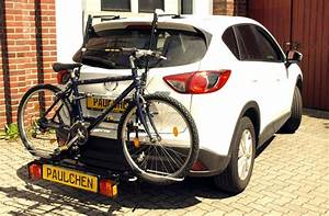 Anhängerkupplung Mazda Cx 5 : fahrradtr ger f r mazda cx 5 paulchen hecktr ger system ~ Jslefanu.com Haus und Dekorationen