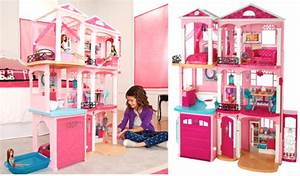 *HOT* $125 (Reg $200) Barbie Dreamhouse + FREE Shipping