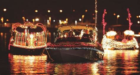 lake farm park christmas events winter chain of lakes boat parade visit central
