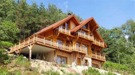 tres grand chalet de luxe neuf 5 etoiles sauna alsace vosges alsace 1372886