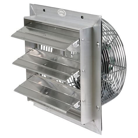 exhaust fan with shutter 12 quot durafan select speed shutter fans qc supply