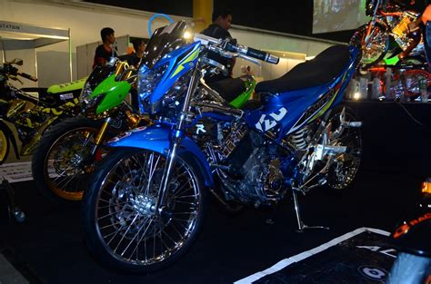 The Suzuki Raider R150 Summit