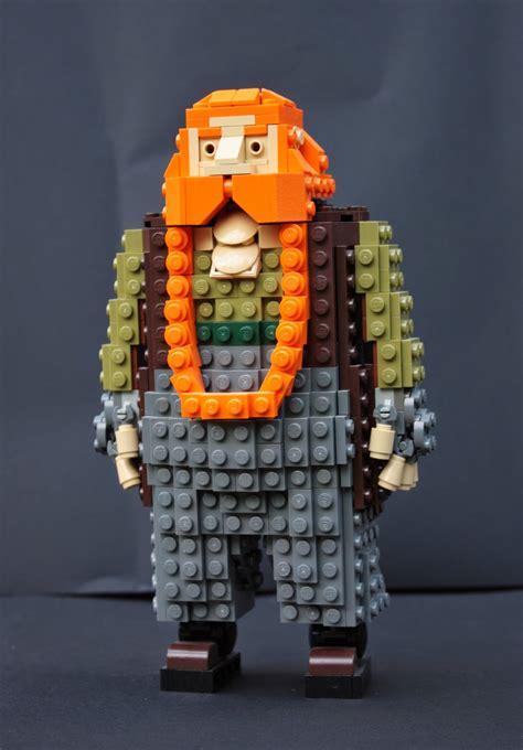 lego thorin oakenshields company loyalty honor beards