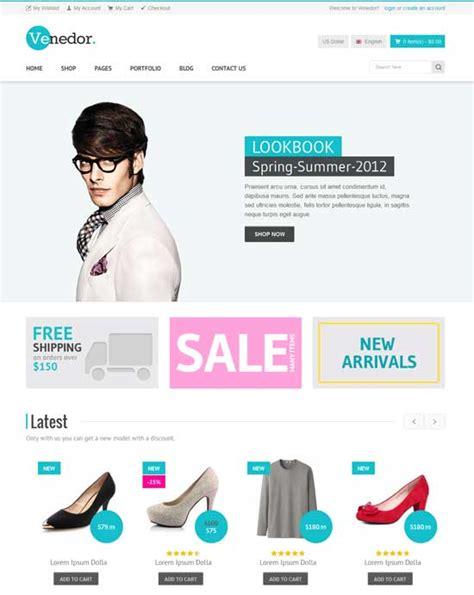 Best Ecommerce Template 46 Best Ecommerce Website Templates Free Premium