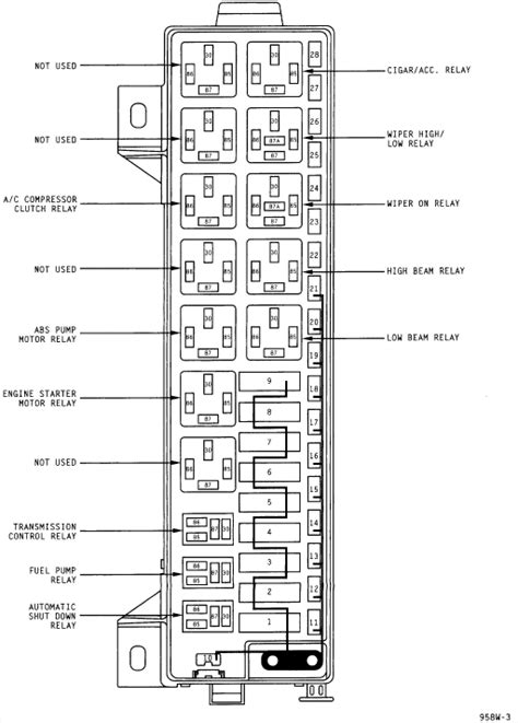 Wiring Diagram 1996 Plymouth Voyager by Where Can I Find A Free Ignition Wiring Diagram For A 1996