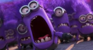 Despicable Me 2 gif - Evil minion yells by Nutty-Nutzis on ...