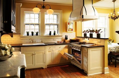 Kitchen Paint Colors With Cream Kitchen Cabinets Ideas For
