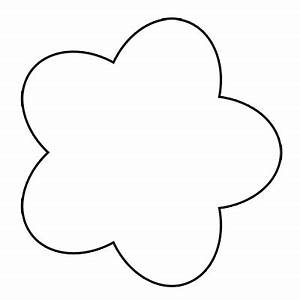 Black And White Tulip Outline - ClipArt Best