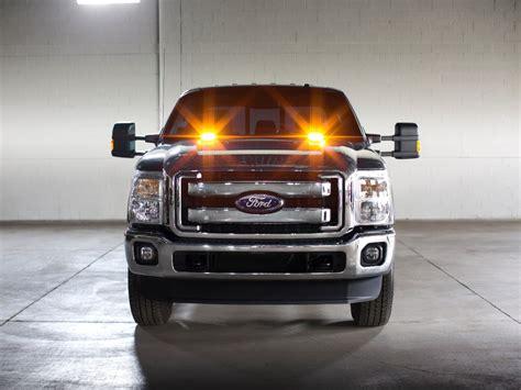 led lights for trucks factory installed strobe warning led lights will be