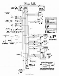 Bunton  Bobcat  Ryan 942241a Zt 231 31hp Gen W  61 U0026quot  Side Discharge Parts Diagram For Generac Wire