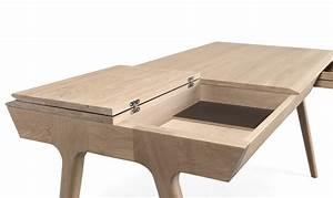 Schreibtisch Massivholz Eiche : wewood massivholz schreibtisch metis eiche ~ Whattoseeinmadrid.com Haus und Dekorationen