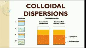 What Is Colloidal Suspension  Examples Of Colloidal