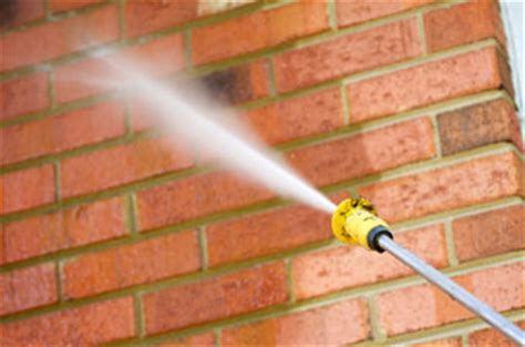 exterior building pressure washing cleaning seattle wa