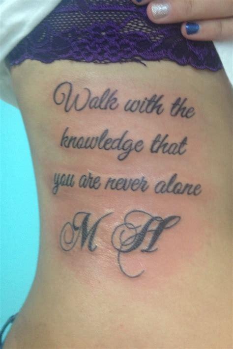 memorial tattoo   tidbit   audrey hepburn quote