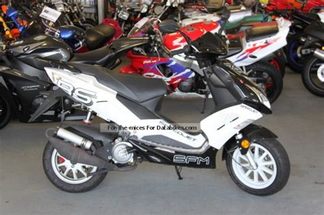 sachs speedjet rs 2014 sachs speedjet rs 50 water cooled black white