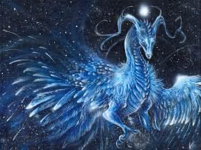 Twinkling Ice Dragon by Isvoc on DeviantArt