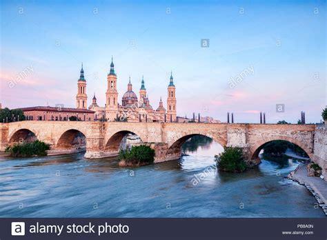 Zaragoza River Stock Photos And Zaragoza River Stock Images