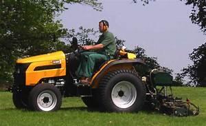 Jcb 331hst  335 Hst Groundcare Tractors Factory Service