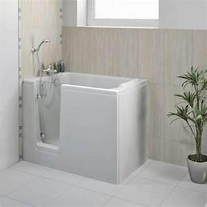 Badewanne 120 Cm : senioren badewanne 120x70 badewanne mit einstieg ~ Markanthonyermac.com Haus und Dekorationen