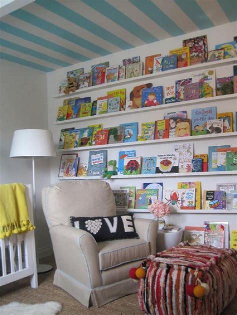 Top 10 Diy Kid's Book Storage Ideas  Top Inspired
