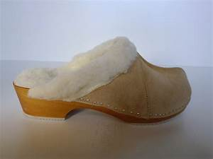 Sabot De Sécurité Femme : sabots femme en cuir et sabots fourr s les chaussons d ~ Dailycaller-alerts.com Idées de Décoration