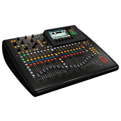 mixer console behringer x32 compact digital mixing console b stock