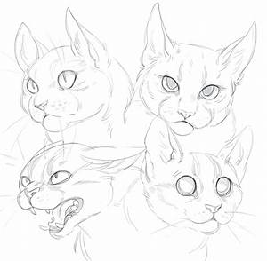 Cat doodles by SHADE-ShyPervert.deviantart.com on ...