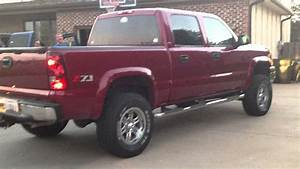 Lifted Chevrolet Silverado 1500  2005