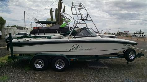 Axis Boats Az by 1995 Centurion Heritage Quot Direct Drive Quot Open Bow Quot Wakeboard
