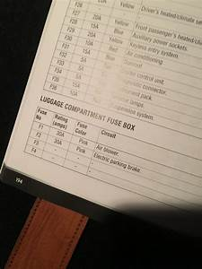 2012 Xf - Incorrect Fuse Box  - Jaguar Forums