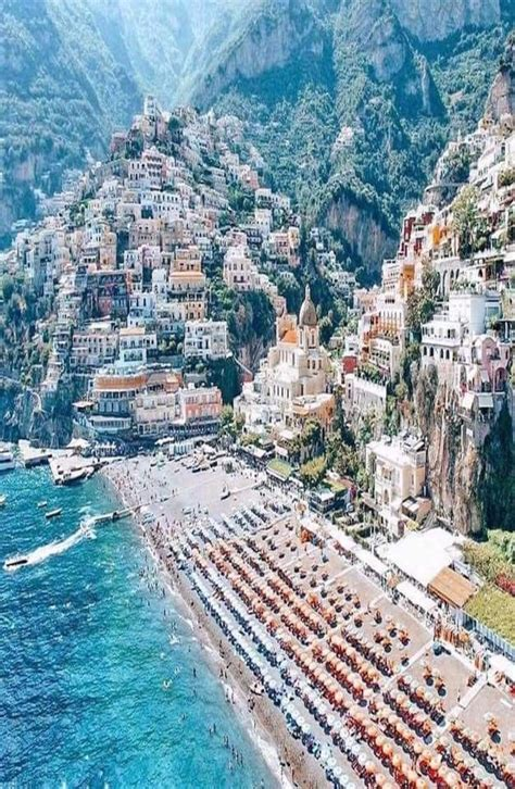Positano Campania Italy Oh The Places Youll Go