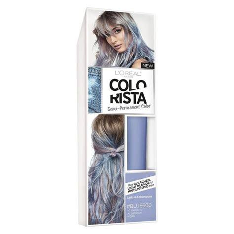 semi hair color l oreal 174 colorista semi permanent hair color for