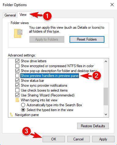 fix file explorer crashes in windows 10