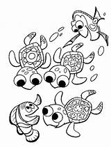 Squirt Coloring Pages Crush Getcolorings Printable sketch template