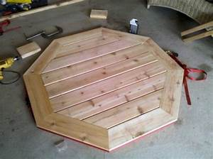 Woodworking Woodworking plans for octagon picnic table