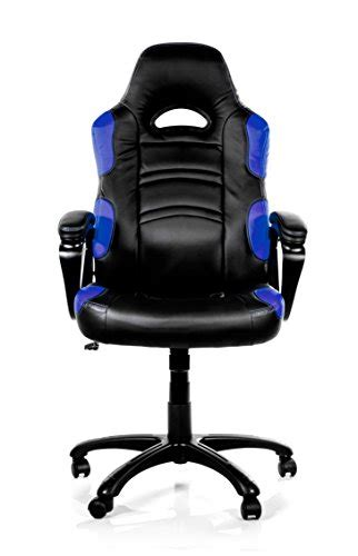 arozzi enzo series gaming racing style swivel chair black