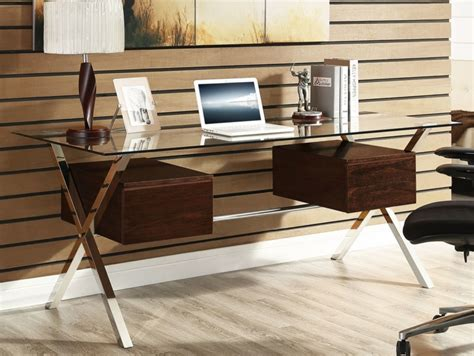 table bureau bois table bureau moderne et peu encombrante 45 modèles