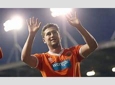 Blackpool 10 Birmingham Steve Davies strike earns