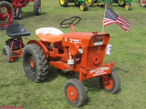 Tractordata Economy Jim Dandy Tractor Photos