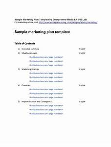 Pro Forma Purchase Order Template 33 Free Professional Marketing Plan Templates Free
