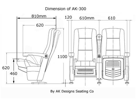 church seating dimensions pictures to pin on