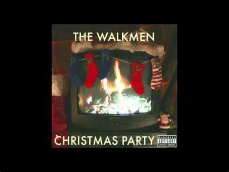 the walkmen christmas party youtube