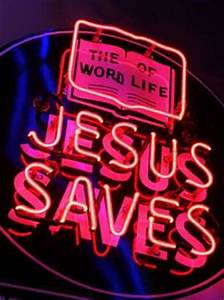 neon jesus on Pinterest