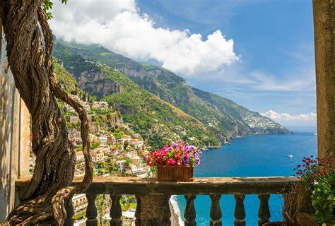 Amalfi Coast And Sorrento Enjoy A Mediterranean Group Holiday