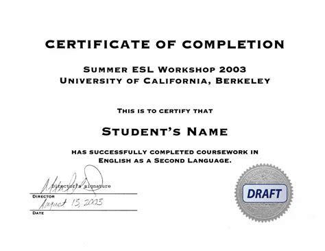 certificate courses summer language studies