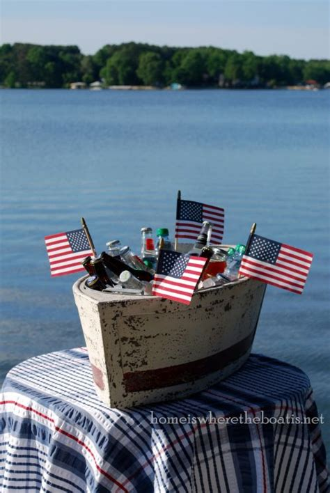 Boat Day Drinks by 91 Best Labor Day Images On White Blue