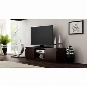 Meuble Tv C Discount : meuble tv clino wenge mat achat vente meuble tv meuble tv clino wenge mat cdiscount ~ Teatrodelosmanantiales.com Idées de Décoration