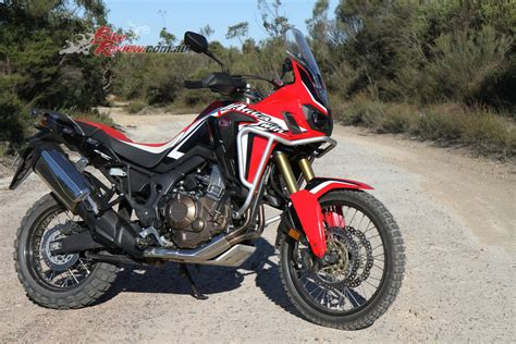 2016 Honda Crf1000la Africa Twin Review